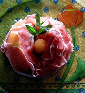 Déclinaisons sur le melon
