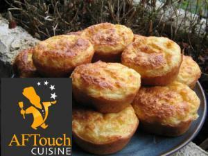 Mini cakes de la mer recette mini cakes de la mer for Aftouch cuisine com
