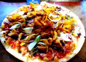 Ma pizza retour des bois