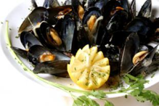 raclette de fruit mer