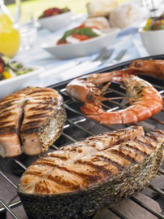 Seafood Parillada