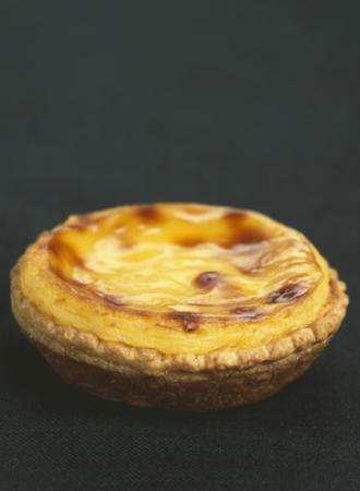 Petits flans portugais