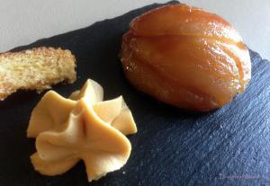 Pommes ultra fondantes au caramel