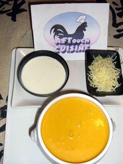 Crécy soup