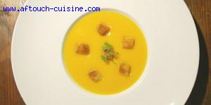 Potage de Potimarron