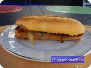 Pregos (sandwichs portugais)