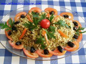 sauce pour salade mesclun