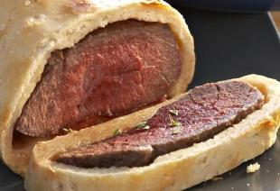 Roast Beef in Salt Crust