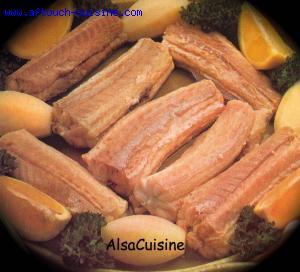 Roussette sauce aux c�pres