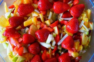 comment faire des fruits confit