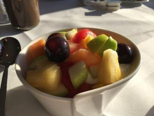 Salade de fruits aux épices