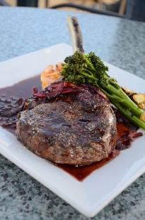 filet boeuf sauce porto