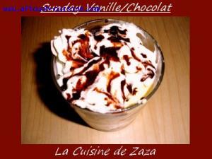 Sunday Vanille Chocolat