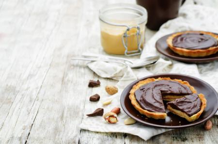 Tartelette Passion Chocolat