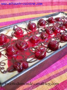 Tiramisu Choco grillotes