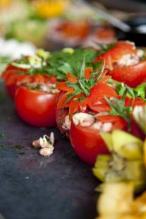 congeler des tomates farcies