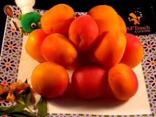 confiture amandine aux abricots