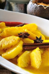curry d'ananas