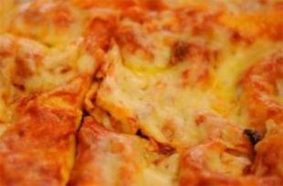lasagnes moelleuses au saumon