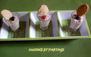 Mousse de thon citronnée