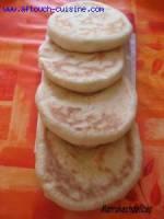 Batbout ou pain � la po�le