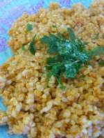 Boulgour blé comme au kebab