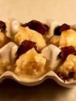 Bouquet de chou fleur truffes fraîches et Parmesan