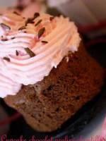 Cupcake chocolat praliné