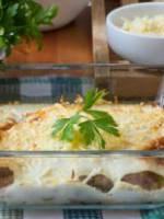 Cannellonis au foie gras