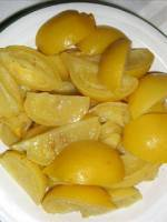 Confit Lemons