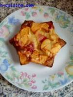 Clafouti multi-fruits
