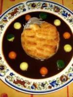 Compot�e de sanglier au foie gras