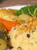 Couscous aux sept légumes