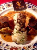 Coussin de ris de veau aux truffes