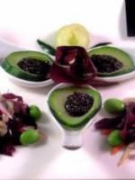 Caviar d'Aquitaine en gel�e d'Iroise