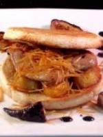 Muffin au foie gras