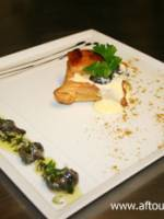 Escargots de Bourgogne en Nage persillée