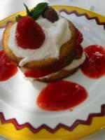 Feuillants aux fraises de Verlinghem