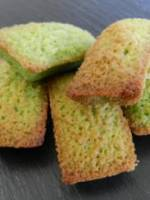 Financier amandes pistaches