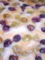 Gâteau au raisin de mamy berthe