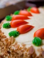 Gateau aux carottes