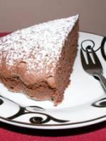 G�teau chocolat et caf�