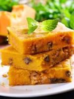 Gâteau moelleux au potimarron