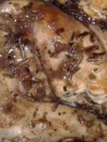 Gigolettes de lapin à la muscade
