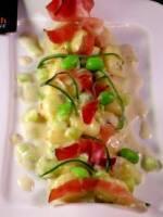 Gnocchi en crème de Gorgonzola