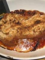 Le pied de porc pan� et grill� St Antoine