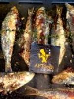 Les sardines de la cotinière planchées