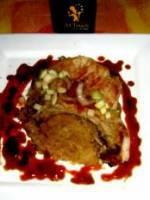 Les cotes de porc confites et choucroute