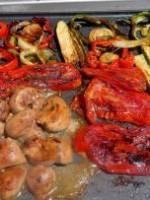 Escalopes de rognons de veau planchés