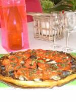 Ma tarte aux sardines fraîches